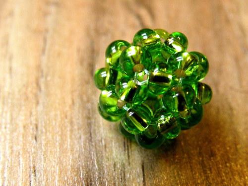 kuličky zelené