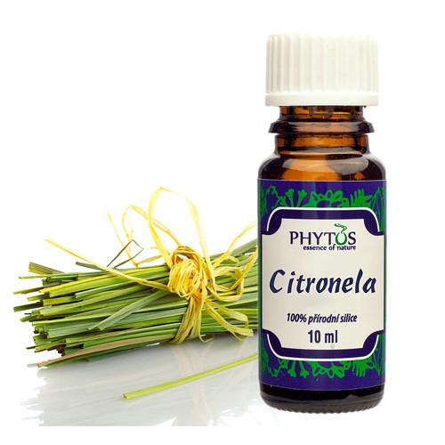 Citronella - 100% esenciální olej 10ml