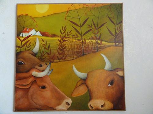 Kašparovy krávy