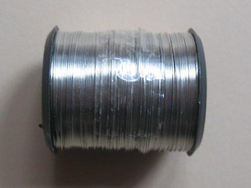 drátek 0,3 mm barva stříbrná