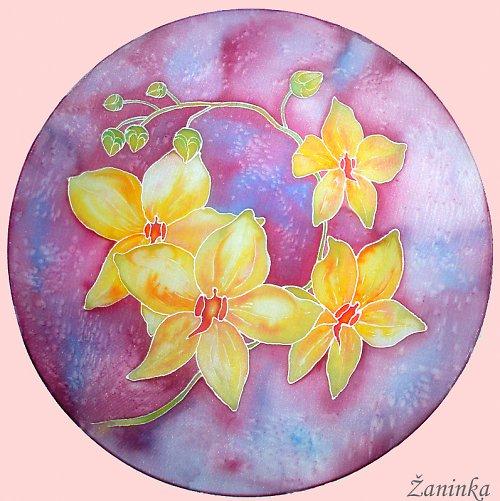 Orchidej - 30cm - POZOR NYNÍ SLEVA z 344kč