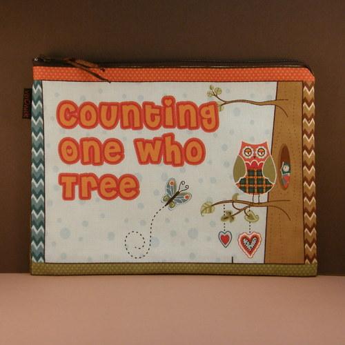 kapsička - counting one who tree