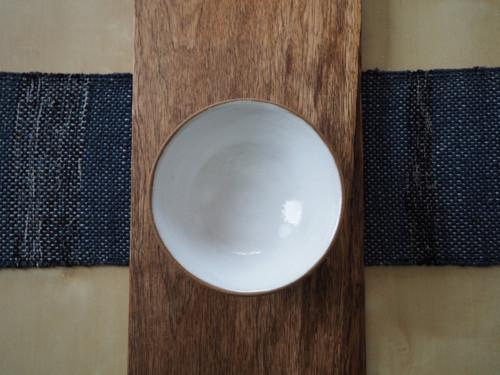 MISKA čajová - režná světlá střední
