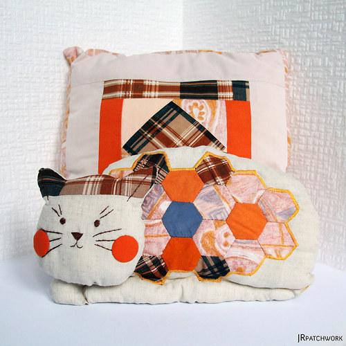 Komplet kočka 12 s polštářem