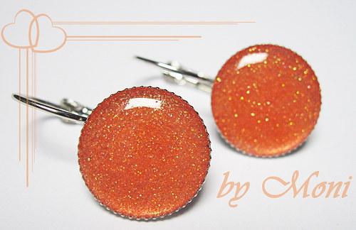 Třpytivky oranžové