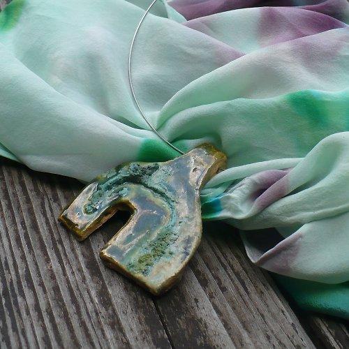 Zelený šperk