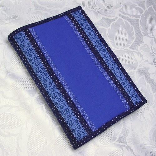 obal na knihu Královsky modrý