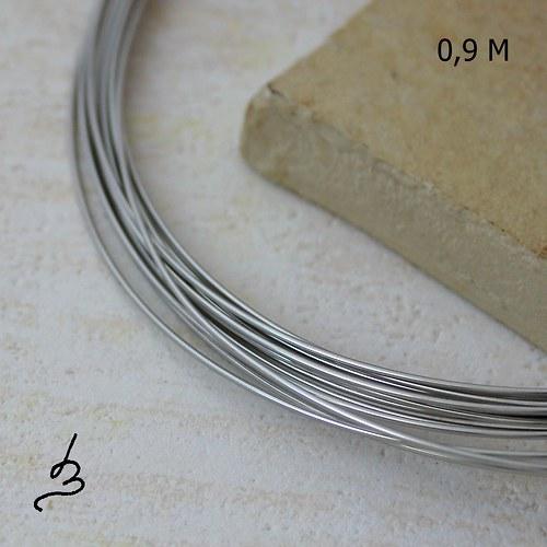 Osteo drát měkký 0,9 mm - 5 m