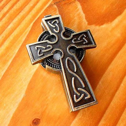 Kapesní Hodinky - Keltský Kříž