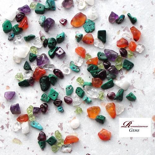 Tutti-Frutti mix zlomků - 30 kusů