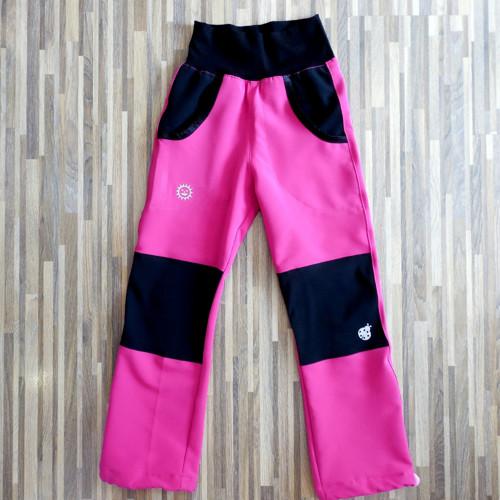 Letní kalhoty - letní softshell