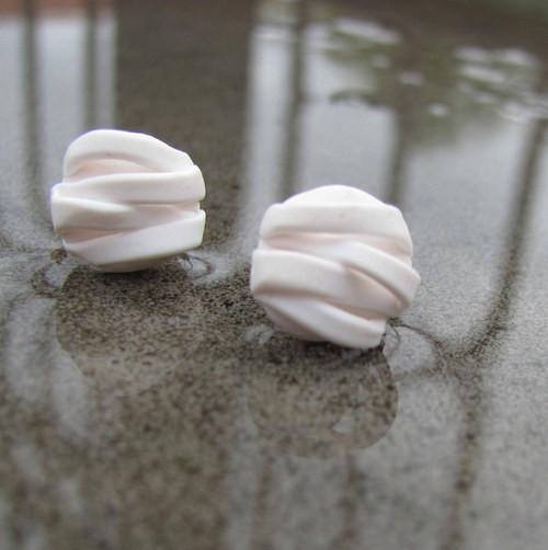 Náušnice - Jarní přeháňka