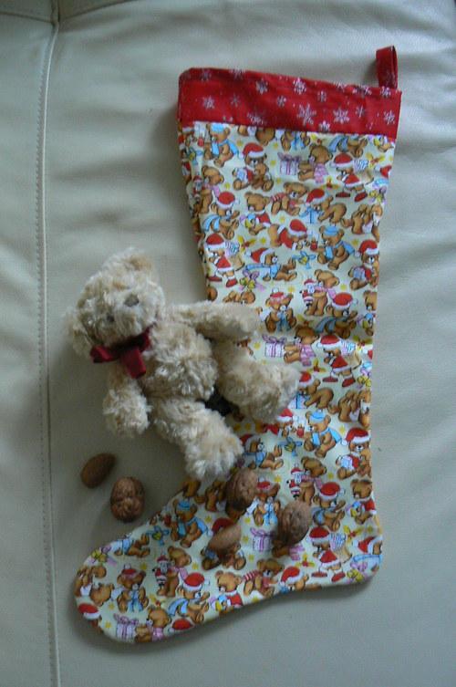 Punčocha na dárky