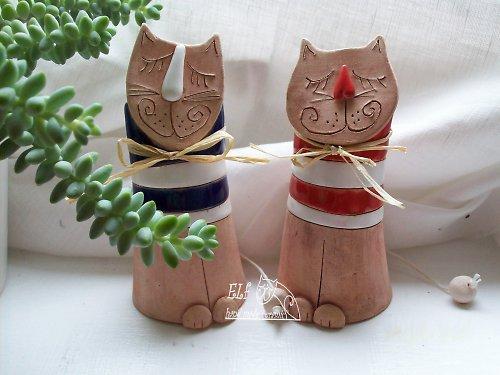 kočka Námořník