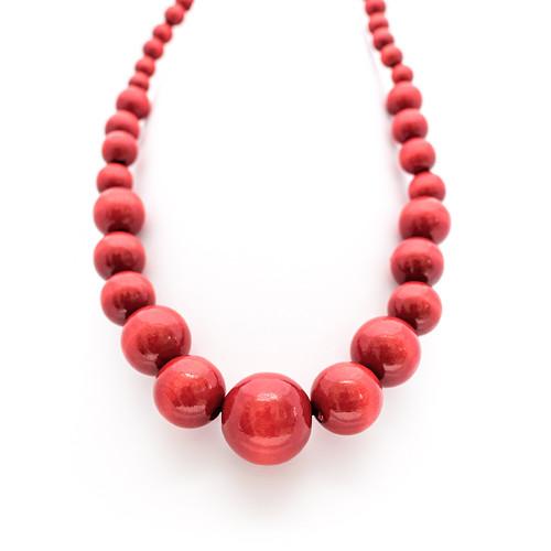 Ultraelegant red červené korále