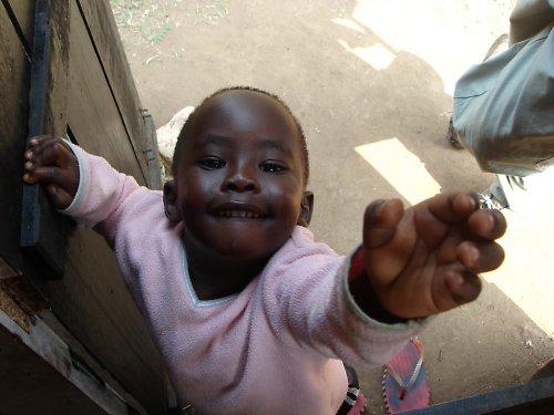 Afričánek batolecí