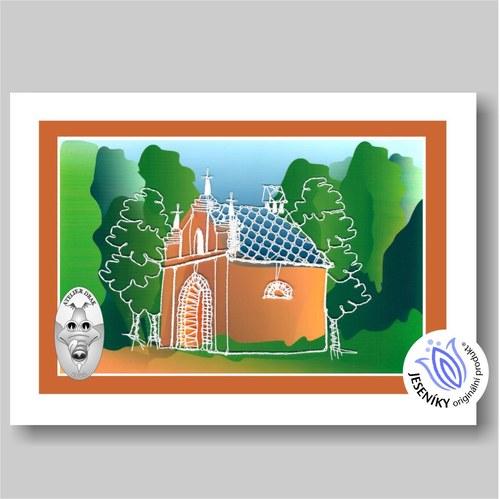 Kaple Dívčí Hrad