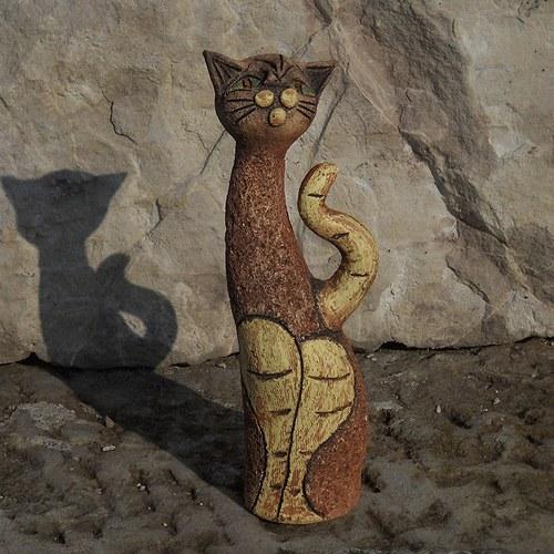 Kočka Viktorie