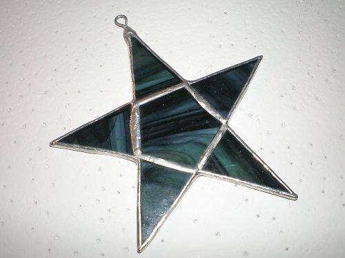 Šedá hvězdička