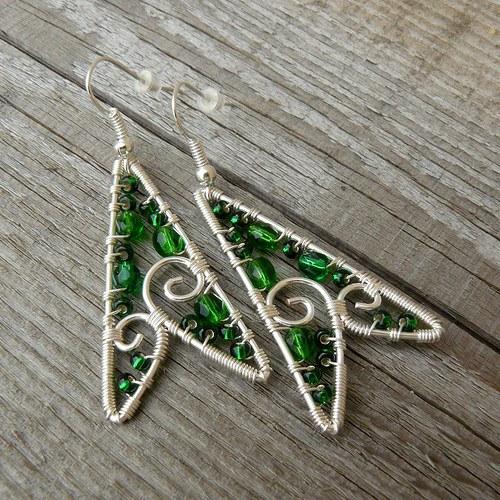 Zelené trojúhelníky