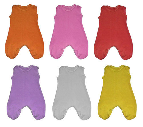 Pro holčičky - dupačky - výběr barev 50, 56, 62