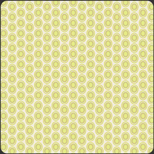 Látka Oval Elements Key Lime 909