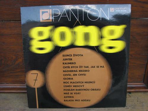 Gong 7 -  LP deska