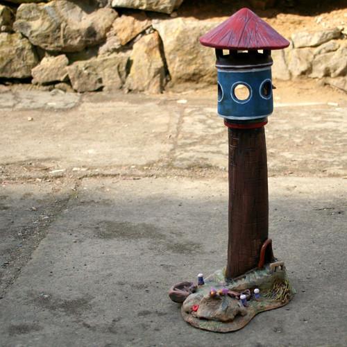 Maják - aromalampa