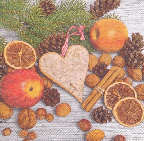 Ubrousek - vánoční motivy