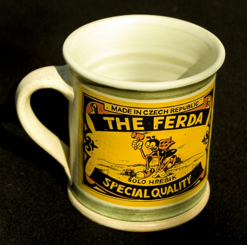 The Three Ferda