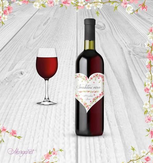 Etiketa na víno č.1 - SK02