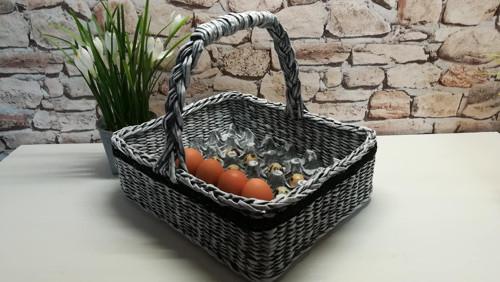 Košík na nošení 30 ks vajec