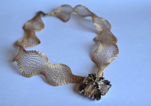 Neuvěřitelné záležitosti  - náhrdelník
