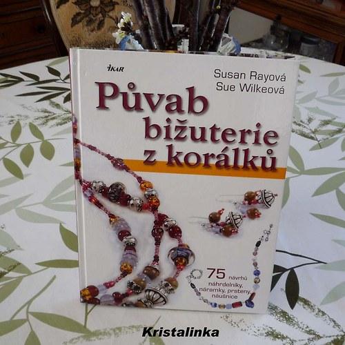 Kniha ....Půvab bižuterie z korálků