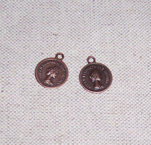 Ozdoba ve tvaru mince