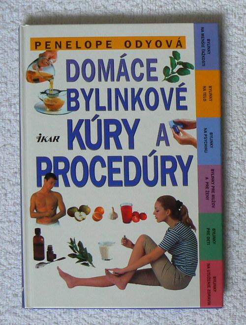 Domáce bylinkové kúry a procedúry