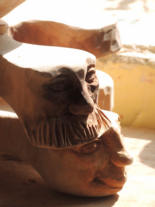 Prkénko usměvavé servírovací podhorská bříza 55 cm