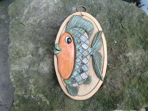 Běžná kouzelná rybka...