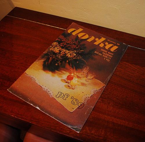 Časopis Dorka 1988
