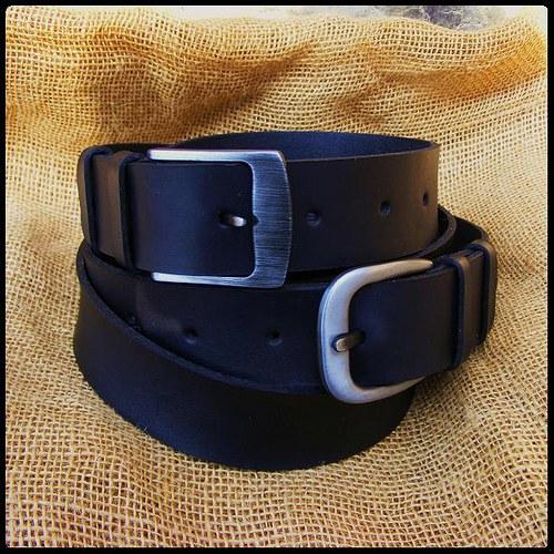 Černý  pásek - 4cm