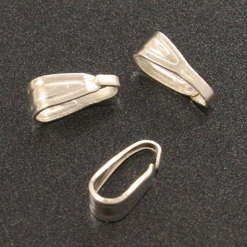 Očko na přívěsek stříbr. 2x6 mm 10ks