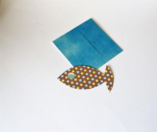 Puntíková rybka
