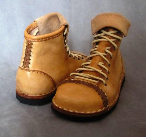 Kotníkové boty-Ivet