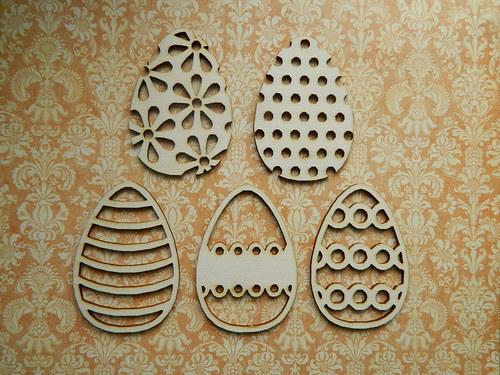 Vajíčko střední - 8 cm