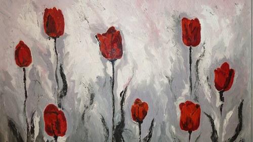 Tulipány velké