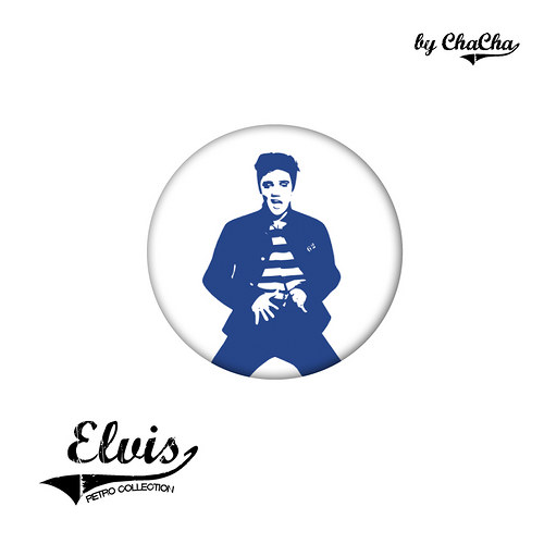 Elvis - placka