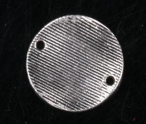 Konektor ve tvaru kolečka, 2ks