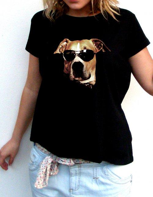 Dámské tričko,,Hafí,,
