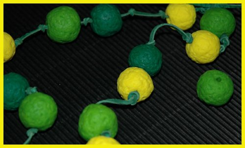 Zelenožluté