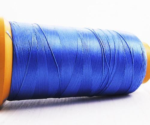 750m 820yrd Modré Nylon 3-Příze Lištování Střapcem